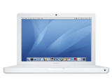 "Refurbished White Apple Macbook Laptop 13.3"" 2GHz 2GB 320GB"